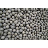 Wholesale Ore Mine / Cement / Ball Mill Grinding Media Balls , Forged Grinding Ball from china suppliers