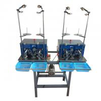 China Auto Embroidery Thread Winding Machine 4 Spindle CE Certification 87KG on sale