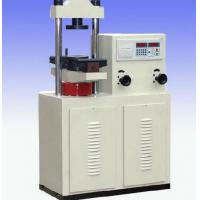 Wholesale load cell brick compression testing machine YES-300 300KN from china suppliers