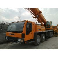 China Second Hand Xcmg 50 Ton Crane XCMG QY50K With 38580kg Operating Weight on sale