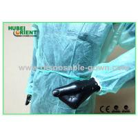 Wholesale Non Sterilized Soft Disposable Scrub Jackets Nonwoven Environmentally Friendly from china suppliers