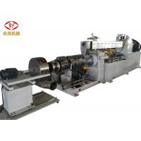 Wholesale Automatic Extruder PVC Machine , Twin Screw Compounding Extruder SISMENS Motor from china suppliers