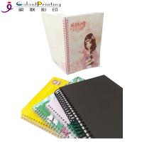 China A5 PU Leather Daily Weekly Custom Planner Printing Service Thread Sewing Binding on sale