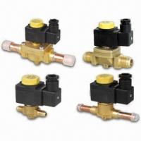 Wholesale Solenoid Valve, Suitable for Control of Freon in Industrial Refrigeration from china suppliers