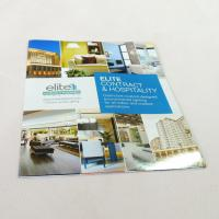 Wholesale Listed Company Catalogue / Booklet / Brochure Printing Services 128 / 157 gsm Matt from china suppliers