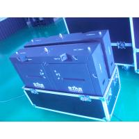 China 2014 mobile P10 outdoor rental led screen display for events and shows with flight case on sale