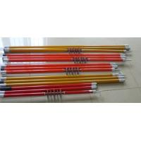 China insulated fiberglass handle for electric hand tools, high voltage resistant hot stick on sale