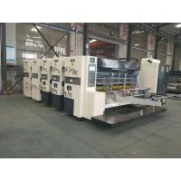 Wholesale High Speed Corrugated Cardboard Production Line Printing Slotting And Die Cutter from china suppliers