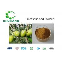 Quality Oleanolic Acid Botanical Powder Anti-Hepatitis Protecting Liver CAS 508 02 1 for sale