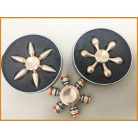 Wholesale New Product Hot Selling Fidget Spinner Metal Hand Spinner Stress Relief Toys For Adult Kids QL1103 from china suppliers