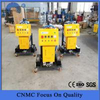 China polyurethane spray foam machine rigs for sale on sale