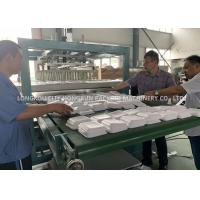 Wholesale Medium Capacity PS Foam fast food container production machine from china suppliers