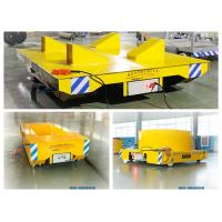 Heavy Scrap Transfer Cart Explosion-Proof Rail Guided Vehicle for Steel Mill