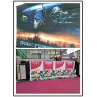 Wholesale Sublimation Flag Printing Machine / Digital Printing Machine With Three 4720 Print Heads from china suppliers
