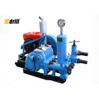 Buy cheap Single Acting Reciprocation Piston Mud Pump For Water Well Drilling 25bar from wholesalers