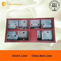 Wholesale Outer Bucket High Cr Skeleton Metal White Iron Castings Hardness More Than HRC60 from china suppliers