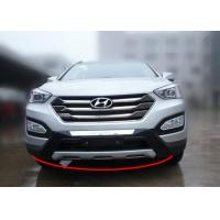 Wholesale Spare Parts for HYUNDAI IX45 Santafe 2013 Car Bumper Guard Front And Rear from china suppliers