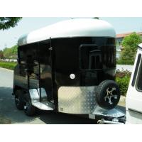 Buy cheap Deluxe horse float,2 horse camper float,caravan for Australia from Wholesalers