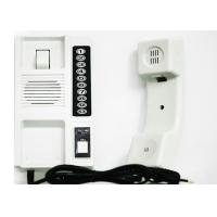 Wholesale Full-duplex Handheld Wireless Audio Intercom AFH Waterproof For Hotel from china suppliers