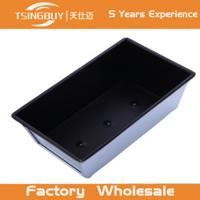 China Factory direct wholesale aluminium Non-stick bread pan Bakeware- toast bread baking pan with lid on sale