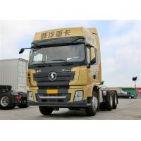Wholesale CHACMAN X3000 M3000 10 Wheeler Tractor Head Heavy Duty 420HP Prime Mover from china suppliers