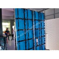 Buy cheap P4 Wide Viewing Angle Indoor Rental led screen video wall With 256x256 Module from wholesalers