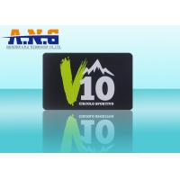 China 13.56Mhz Wireless Rfid Smart Card ISO 15693 Standard For Lock System on sale