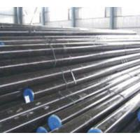 China Mn13 Alloy Steel Round Bar Black / Machined Surface With Good Erosion Resistance on sale