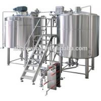 Wholesale 3000 Liters Stainless Steel Large Brewery Plant Industrial Beer Machine from china suppliers