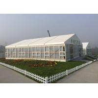 China Extruded Aluminum Framing Luxury Wedding Party Tent , Outdoor Wedding Reception Tent on sale