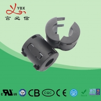 Wholesale Yanbixin Black Color Low Frequency Ferrite Core For Power Supply System Suppression from china suppliers