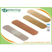 Wholesale Medical First Aid Adhesive Bandage Plaster for Wounds 100 pcs/ box from china suppliers