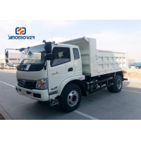 Wholesale Diesel 3T 4T 5T 70KW 4X2 Mini Dump Truck For Transportation from china suppliers