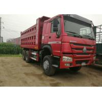 Wholesale Industrial Dump Truck Heavy Duty / Sand Dump Truck With 12.00R20 Tyres from china suppliers