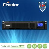 Wholesale Prostar Single Phase UPS Rack 2kva PHR1102 with LCD Display from china suppliers