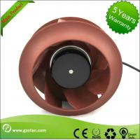 China Air Purification DC Centrifugal Fan Impeller / 12V Brushless DC Fan Variable Speed Control on sale
