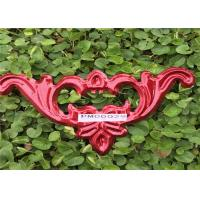 China Candy Apple Red Metallic Powder Coating High Strength Corrosion Resistance on sale