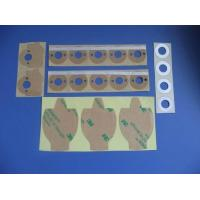 Wholesale 3M Backing Die Cut Plastic Adhesive Labels Molding Products from china suppliers
