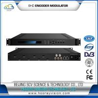 Wholesale HEM-2128H 8HD input Encoder Modulator for DVB-T system or Cable TV system from china suppliers