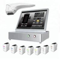 Buy cheap Hottest Skin Rejuvenation Wrinkle Removal 3D Hifu Beauty Machine from wholesalers