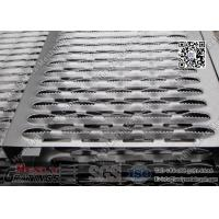 Antiskid Metal Safety Grating 300X3000mm   China ISO certificated Supplier