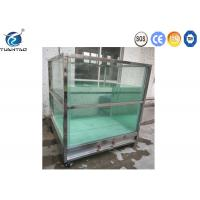 Buy cheap IEC-17025 IP X7 Water Resistance Environmental Test Chamber / Rain Test Machine from wholesalers