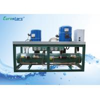 Wholesale Maneurop Hermetic Compressor Cold Room Condensing Unit Low Noise R404A Gas from china suppliers