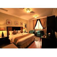 Wholesale Suite Room Modern Hotel Bedroom Furniture , Hotel Grade Furniture from china suppliers