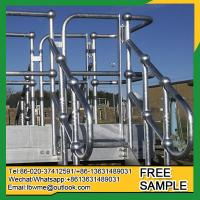 Wholesale Berkeley Ball Type Stanchions ball joint handrail stanchions from china suppliers