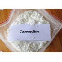 Wholesale Cabergoline Dostinex Caber Anti Estrogen Supplements Muscle Building Steroids 81409-90-7 from china suppliers