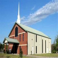 Wholesale Modern Design Steel structure Church Building with Low Cost and large space from china suppliers