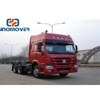 Wholesale 12.00R20 13.00R25 336hp 371hp 420hp 6x4 Tractor Dump Truck from china suppliers