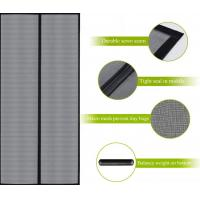Quality Fiberglass magic door Screens for sale