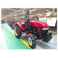 Buy cheap 40hp Four Wheel Drive Farm Tractor Diesel Agriculture and Farming Equipment from wholesalers